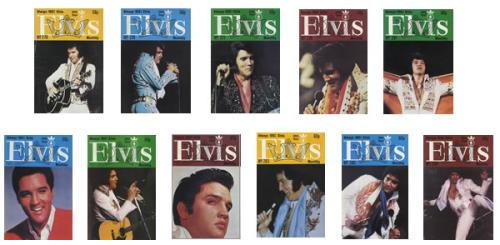 Elvis Presley Elvis Monthly - 24th Year magazine UK ELVMAEL418099