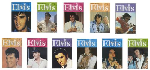 Elvis Presley Elvis Monthly - 27th Year magazine UK ELVMAEL418084
