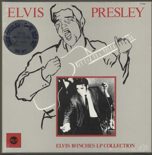 Elvis Presley Elvis Presley - Sealed box set French ELVBXEL697477