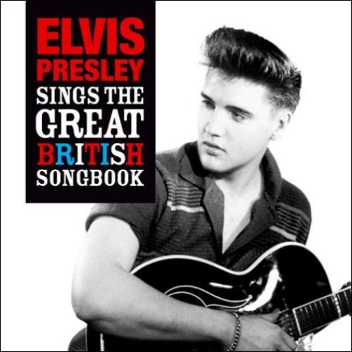 Elvis Presley Elvis Presley Sings The Great British Songbook 2 CD album set (Double CD) UK ELV2CEL504096