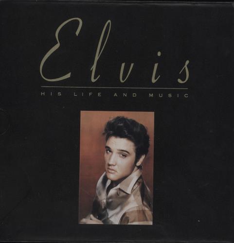 Elvis Presley Elvis: His Life And Music - EX CD Album Box Set US ELVDXEL724124