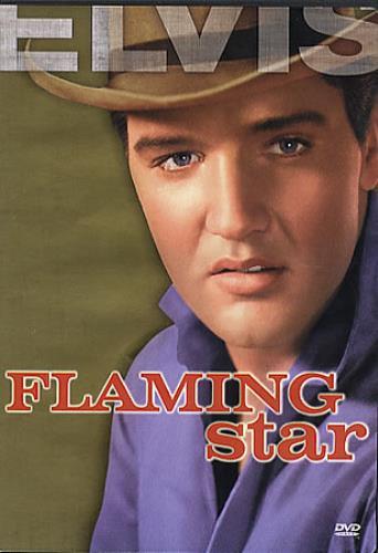 Elvis Presley Flaming Star DVD US ELVDDFL348560