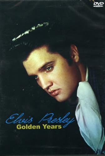 Elvis Presley Golden Years DVD German ELVDDGO294237