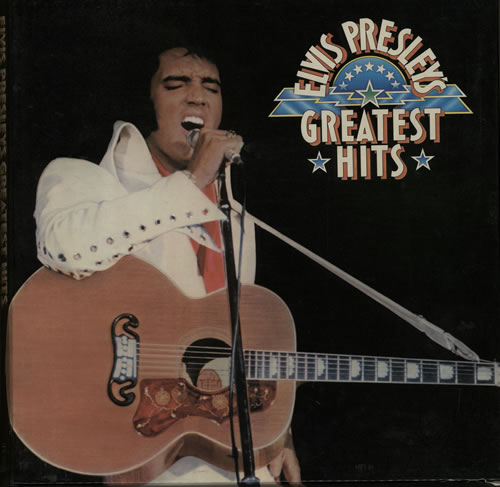 Elvis Presley Greatest Hits - 7 LP Box Vinyl Box Set UK ELVVXGR36249