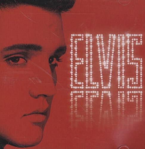 Elvis Presley Music Licensing Sampler 2007 CD-R acetate US ELVCRMU434799