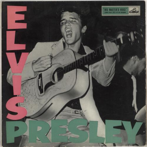 Elvis Presley Rock 'n' Roll - VG vinyl LP album (LP record) UK ELVLPRO612512