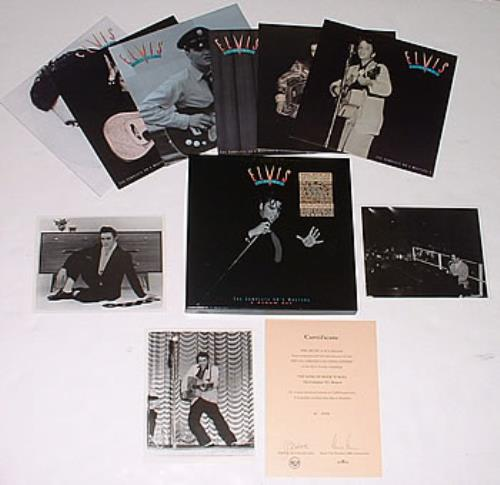 elvis king of rock n roll box set