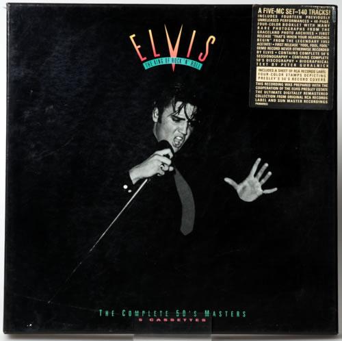 Elvis Presley The King Of Rock N Roll The Complete 50