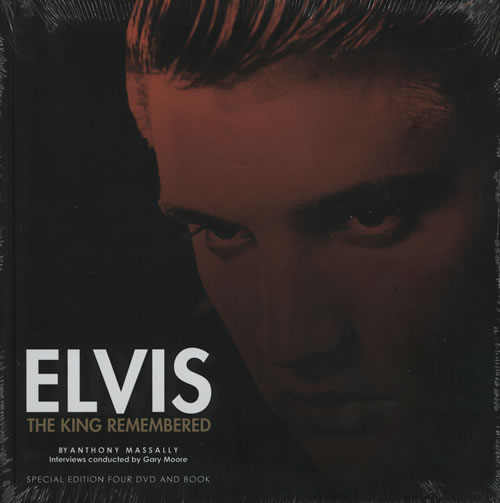 Elvis Presley The King Remembered DVD UK ELVDDTH569461