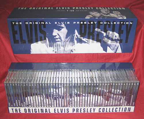 Elvis Presley The Original Elvis Presley Collection