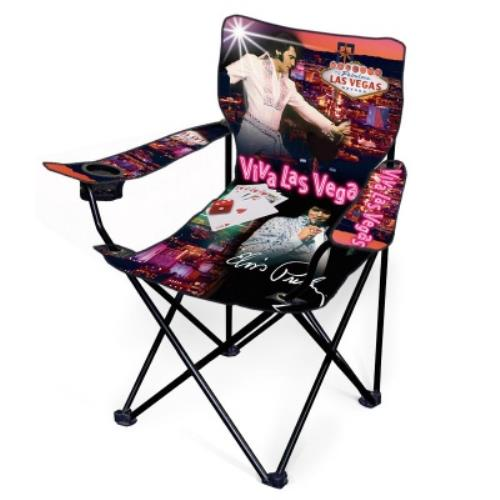Elvis Presley Viva Las Vegas Folding Chair Us