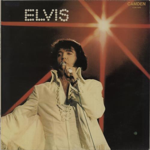 Elvis Presley You'll Never Walk Alone vinyl LP album (LP record) UK ELVLPYO230901