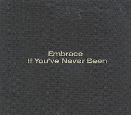 Embrace If You've Never Been - Box Autographed CD album (CDLP) UK EMBCDIF213892