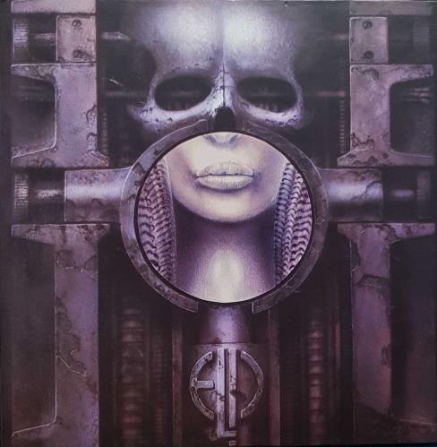Emerson Lake & Palmer Brain Salad Surgery - Deluxe Edition box set UK ELPBXBR673650
