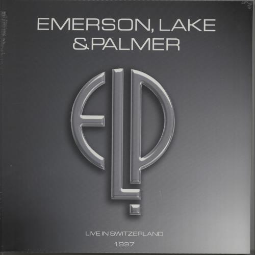 Emerson Lake & Palmer Live In Switzerland 1997 - RSD 16 - Sealed 2-LP vinyl record set (Double Album) UK ELP2LLI650893