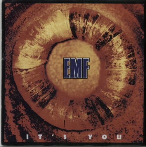"""EMF It's You 7"""" vinyl single (7 inch record) UK EMF07IT606896"""