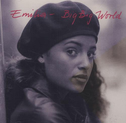 Emilia Big Big World CD album (CDLP) US EMLCDBI434594