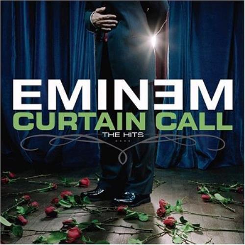 Eminem Curtain Call - The Hits CD album (CDLP) UK INECDCU343245