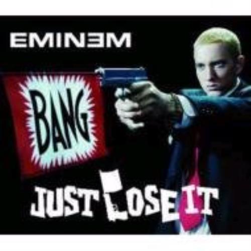 "Eminem Just Lose It CD single (CD5 / 5"") Japanese INEC5JU302399"