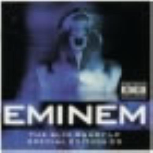 Eminem The Slim Shady LP - ltd edition 2-CD 2 CD album set (Double CD) UK INE2CTH177021