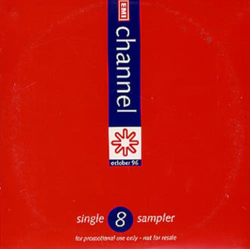 EMI Records EMI Channel Single Sampler #8 CD album (CDLP) UK EPVCDEM349338