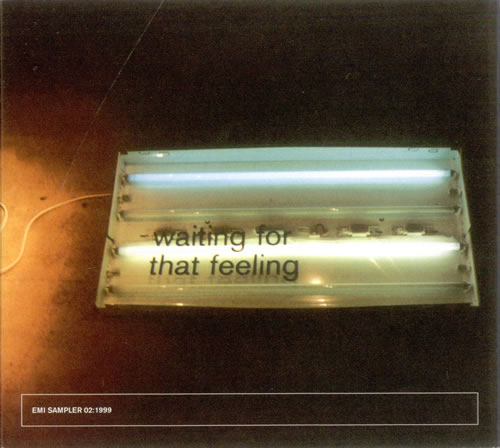 EMI Records Waiting For That Feeling CD album (CDLP) UK EPVCDWA174515