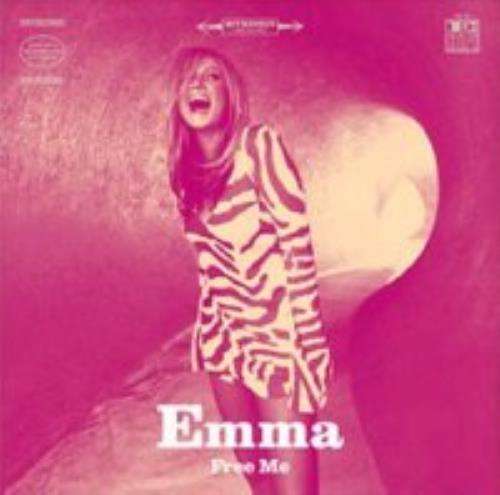 Emma Bunton Free Me CD album (CDLP) UK EBUCDFR271528