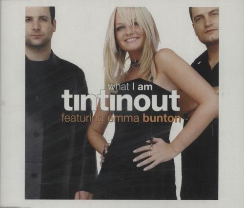 "Emma Bunton What I Am CD single (CD5 / 5"") UK EBUC5WH188754"