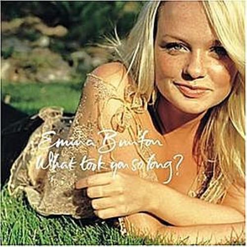 emma bunton hey you free up your mind