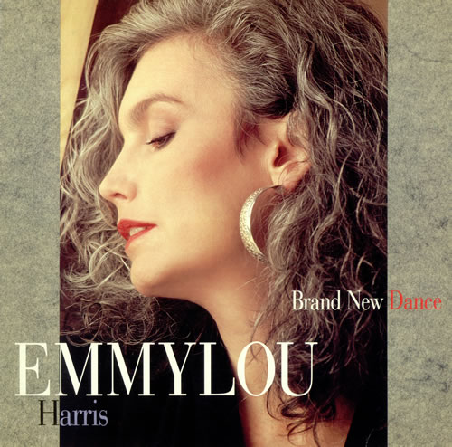 Emmylou Harris Brand New Dance vinyl LP album (LP record) German ELHLPBR498845