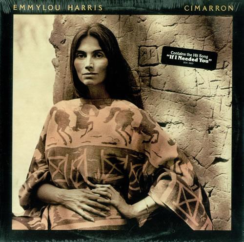 Emmylou Harris Cimarron Us Vinyl Lp Album Lp Record 452434