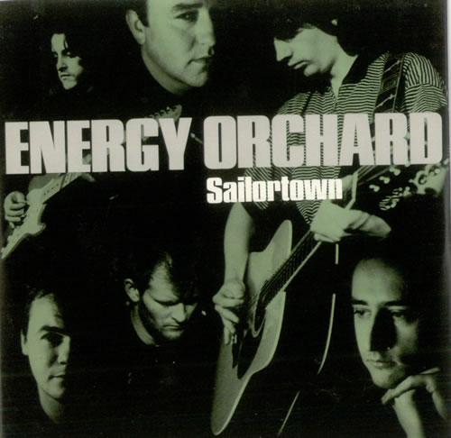 """Energy Orchard Sailortown CD single (CD5 / 5"""") UK ENGC5SA505348"""