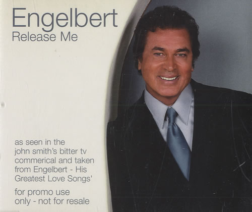 Engelbert Humperdinck Release Me Uk Promo Cd Single Cd5