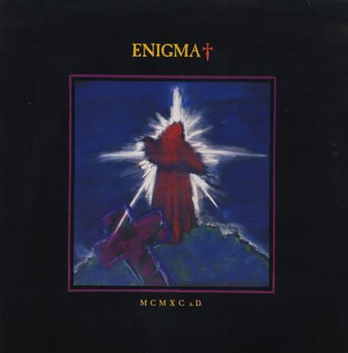 Enigma MCMXC a.D. vinyl LP album (LP record) UK ENILPMC112447