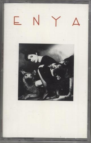 Enya Enya cassette album Canadian ENYCLEN127407