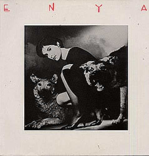 Enya Enya vinyl LP album (LP record) German ENYLPEN155575