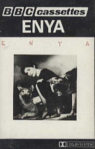 Enya Enya cassette album UK ENYCLEN156907