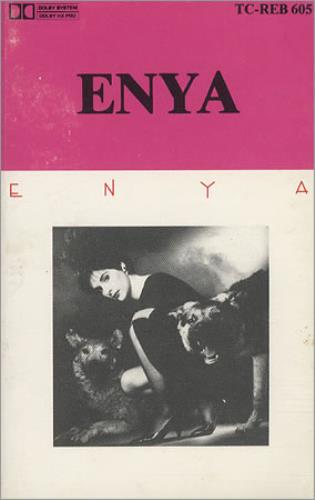 Enya Enya cassette album Australian ENYCLEN403321