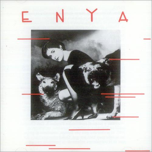 Enya Enya CD album (CDLP) Spanish ENYCDEN65289