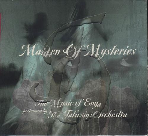 Enya Maiden Of Mysteries CD album (CDLP) Canadian ENYCDMA404142