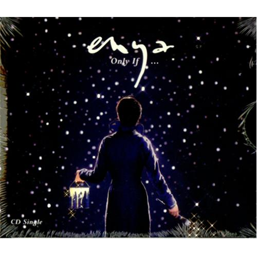 "Enya Only If... CD single (CD5 / 5"") US ENYC5ON99267"