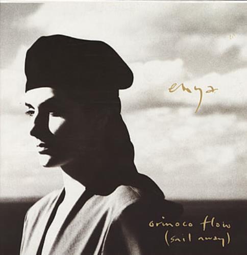 "Enya Orinoco Flow 12"" vinyl single (12 inch record / Maxi-single) UK ENY12OR17924"