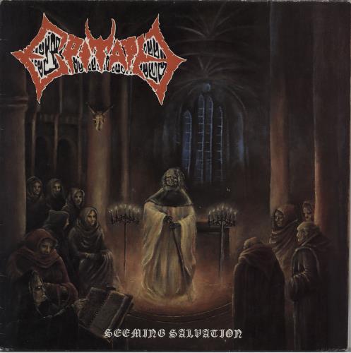 Epitaph (90S) Seeming Salvation vinyl LP album (LP record) French 2QULPSE757404
