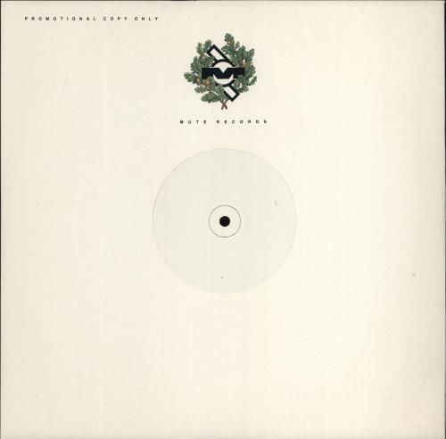 "Erasure Am I Right? 12"" vinyl single (12 inch record / Maxi-single) UK ERA12AM00335"