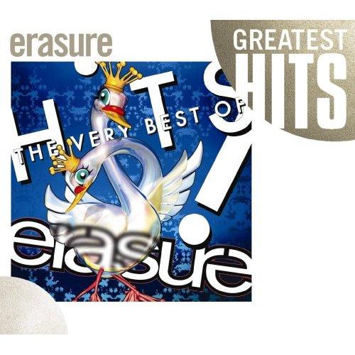 Erasure Hits! The Very Best Of Erasure CD album (CDLP) US ERACDHI460236