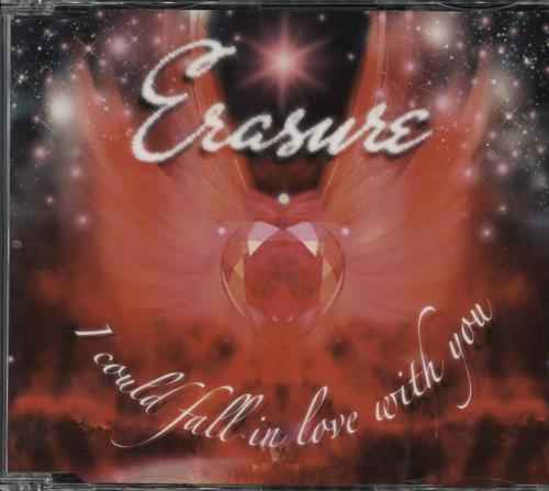 Erasure I Could Fall In Love With You 2-CD single set (Double CD single) UK ERA2SIC395059