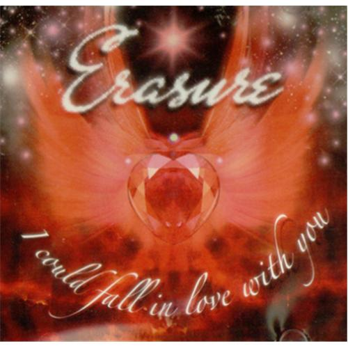 """Erasure I Could Fall In Love With You CD single (CD5 / 5"""") US ERAC5IC427117"""