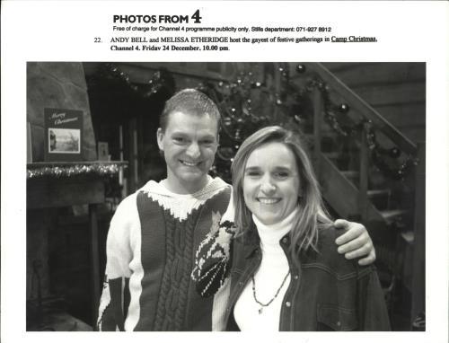 Erasure Promotional Photographs, Postcard and Transparency memorabilia UK ERAMMPR707188