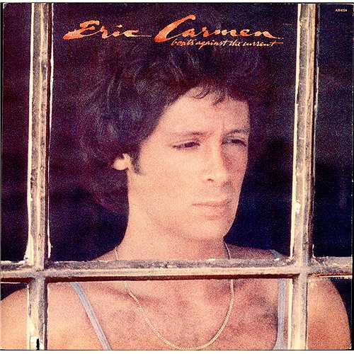 Eric Carmen Boats Against The Current Us Vinyl Lp Album
