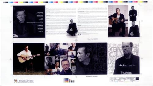 Eric Clapton Chronicles: The Best Of Eric Clapton artwork US CLPARCH456214